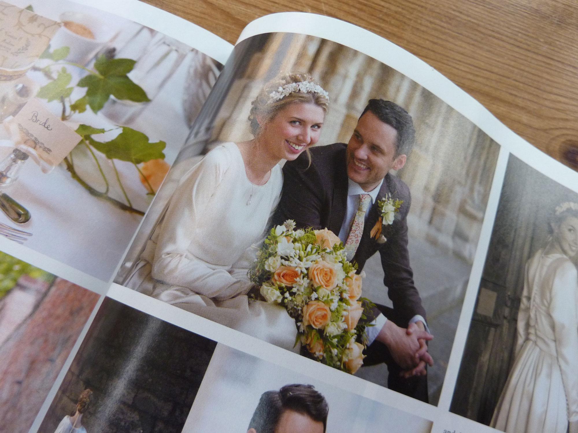 Yorkshire Living Brides magazine
