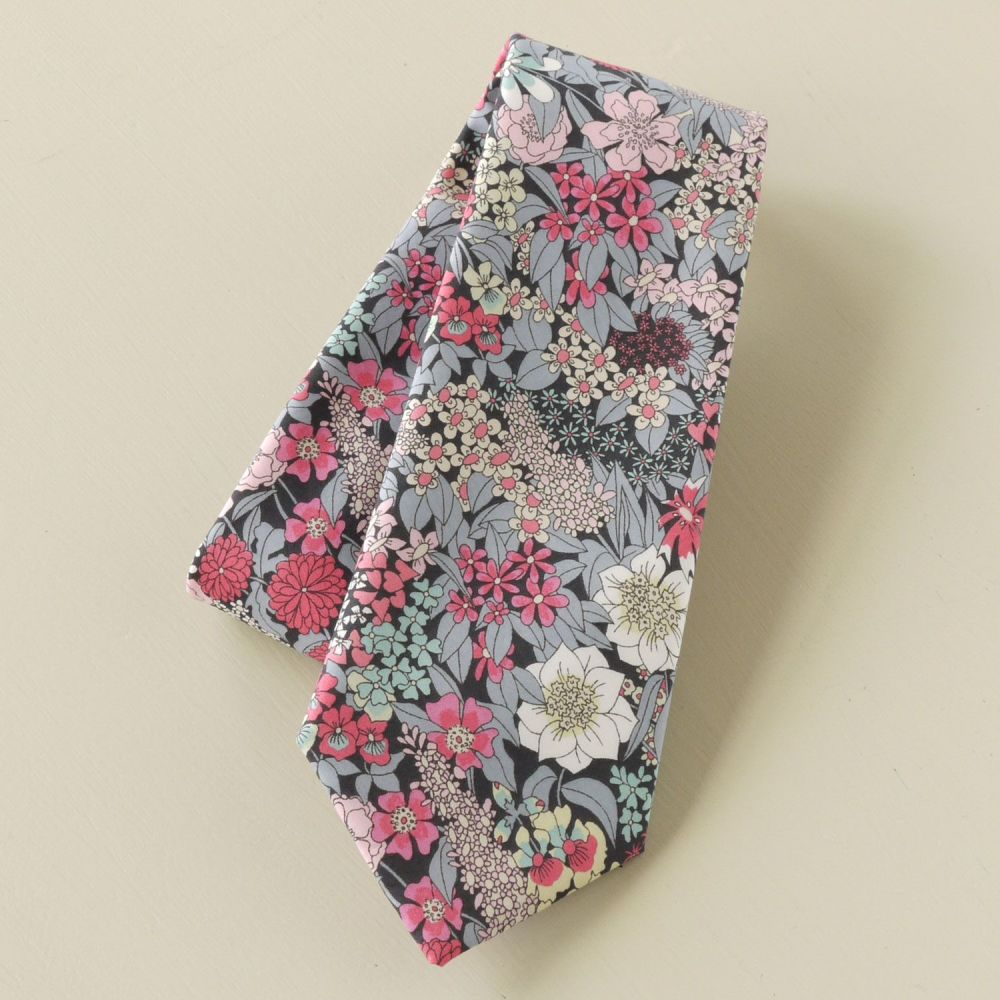 Custom order for 3 regular plus width ties with matching pocket squares - L