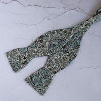 Paisley bow tie - Liberty print Kitty Grace