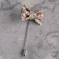 Lapel Pin - Liberty Eloise pink