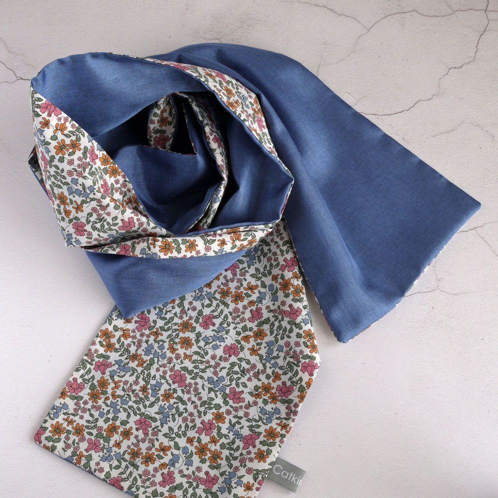 Liberty lawn scarf - Emilia's Bloom