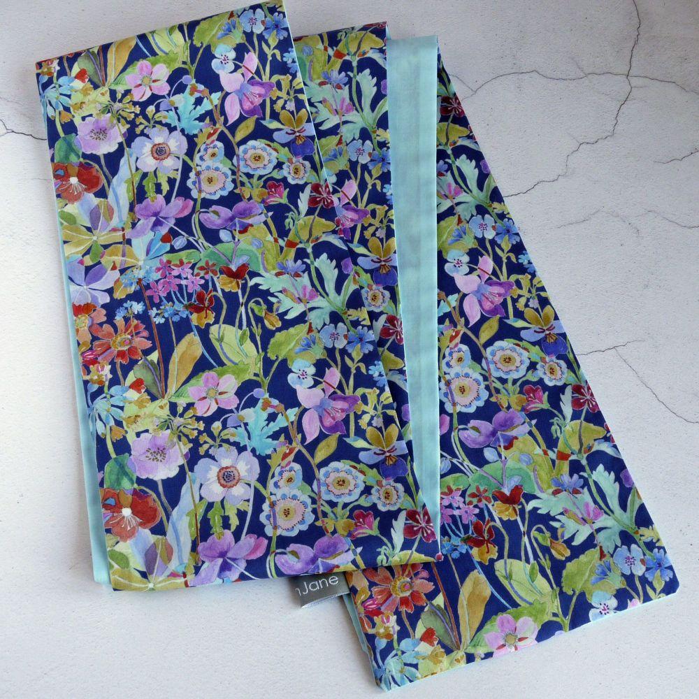 Liberty Proposal floral tana lawn scarf