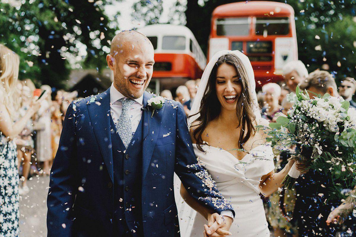 Helen and Joe's  wedding at Middleton Lodge CatkinJane wedding ties