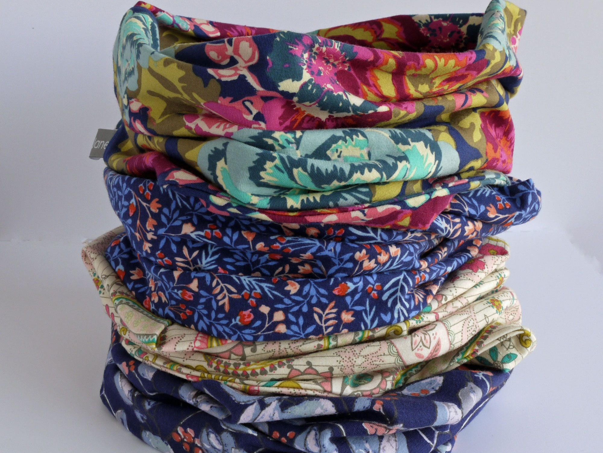 Art Gallery Fabric circle scarves