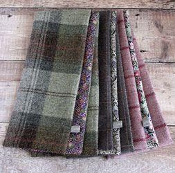 Tweed-and-Liberty-print-scarves