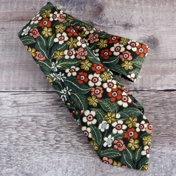 Floral tie made from Liberty fabric - Sophie Jane