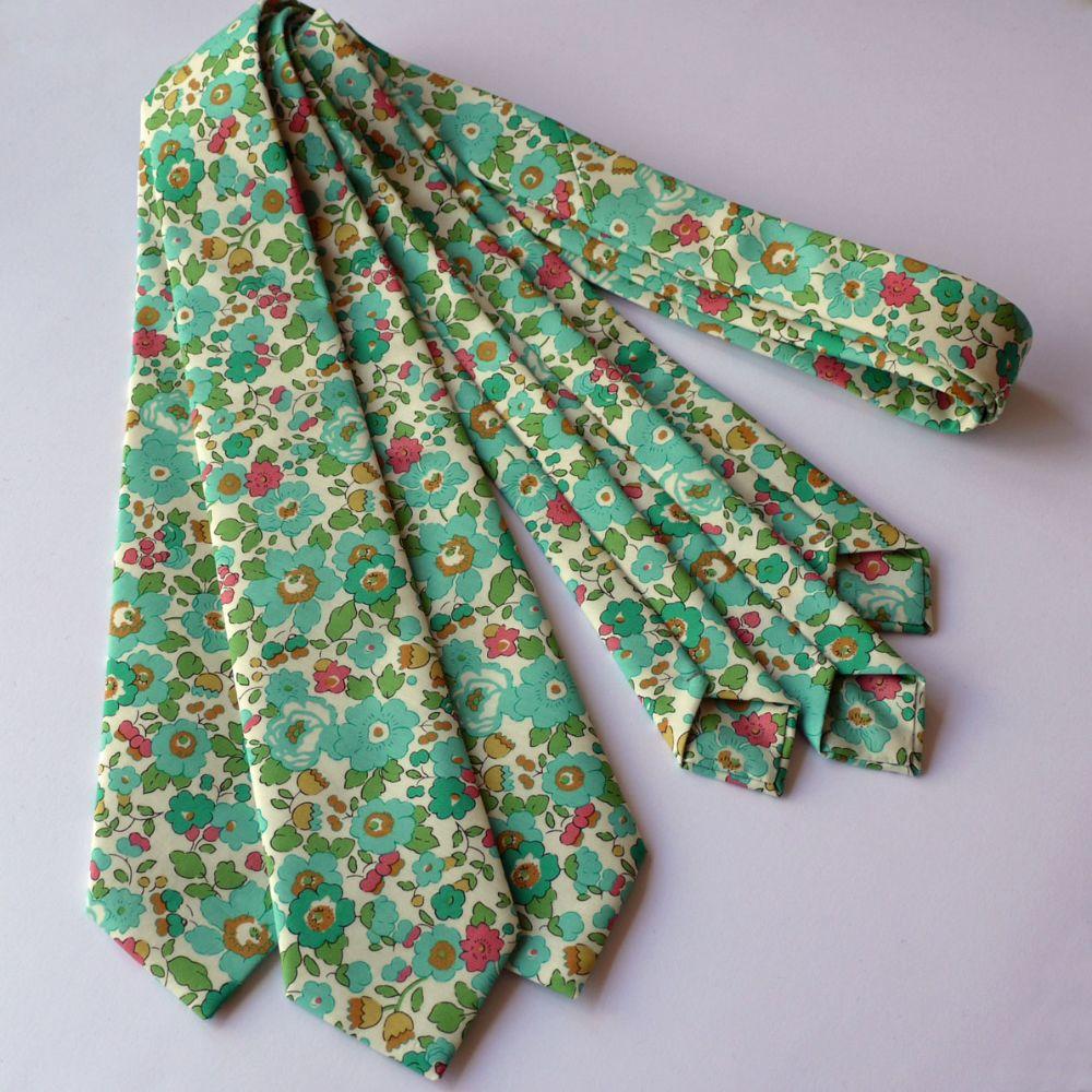 green ties