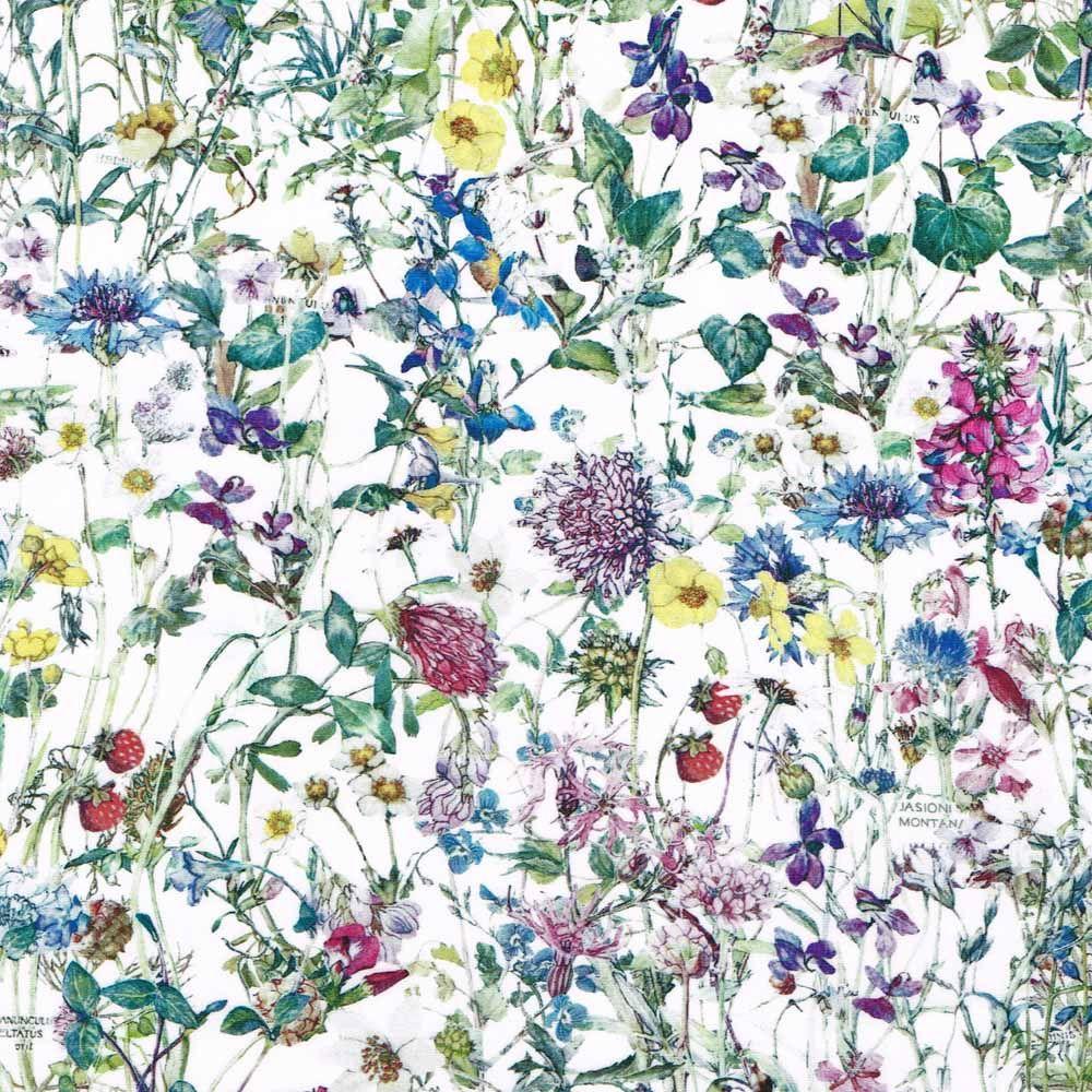 Liberty Wild Flowers infinity scarf