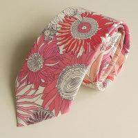 Men's handmade Liberty tana lawn tie - Susanna