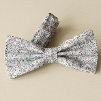 Paisley Liberty print Bow Tie - Reuben