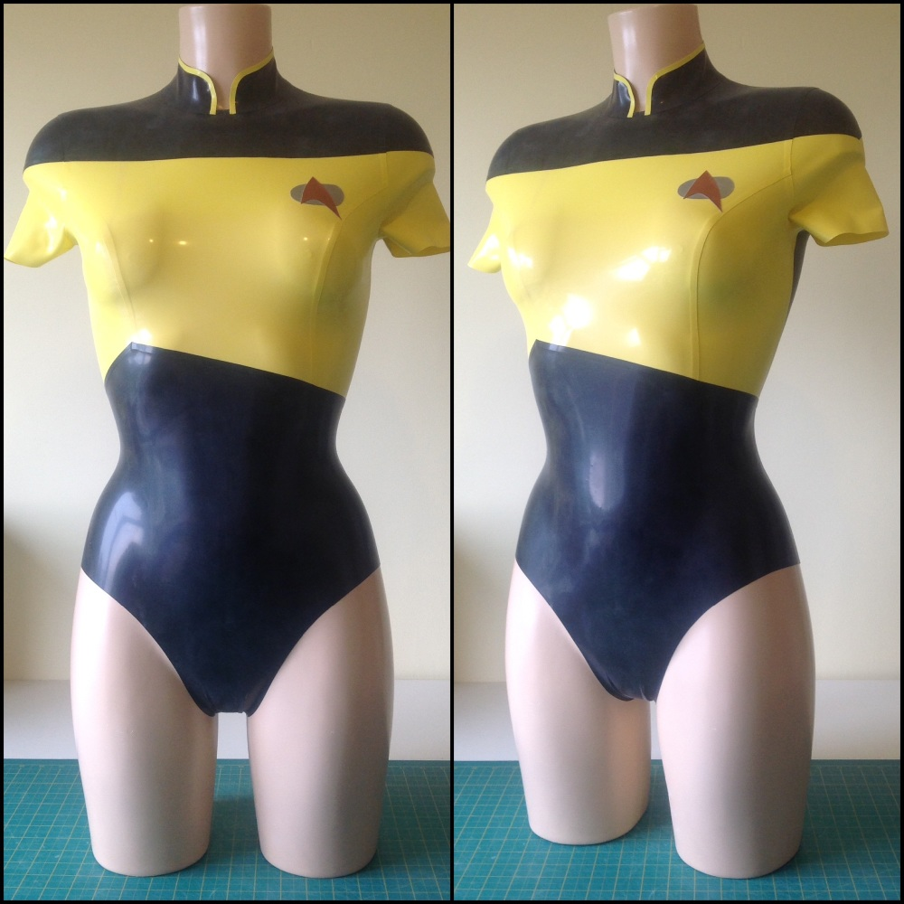 Star Trek Inspired Bodysuit