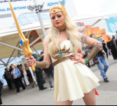 She-Ra Inspired Outfit