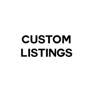 ][-Custom Listings-][