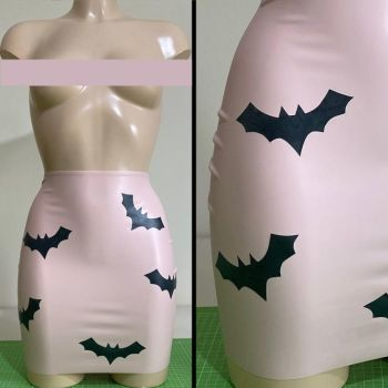 Bat Mini Skirt