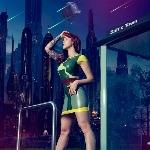 Star Wars Boba Fett Inspired Rubber Latex Dress