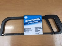 Hacksaw Heavy Duty 300mm