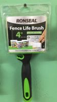 Shed & Fence Paint Brush