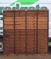 5ft x 6ft Overlap Panel