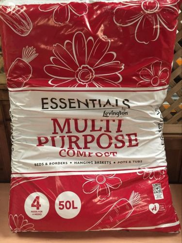 Essentials Multi-Purpose Compost 50L