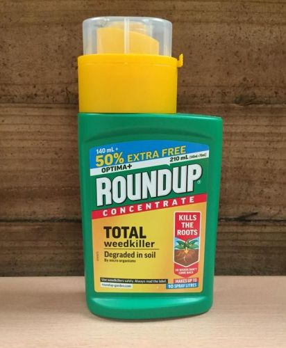 Roundup Total Weedkiller
