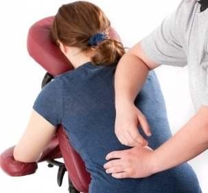 Calico Mobile Massage Leeds Corporate Massage - Back Massage