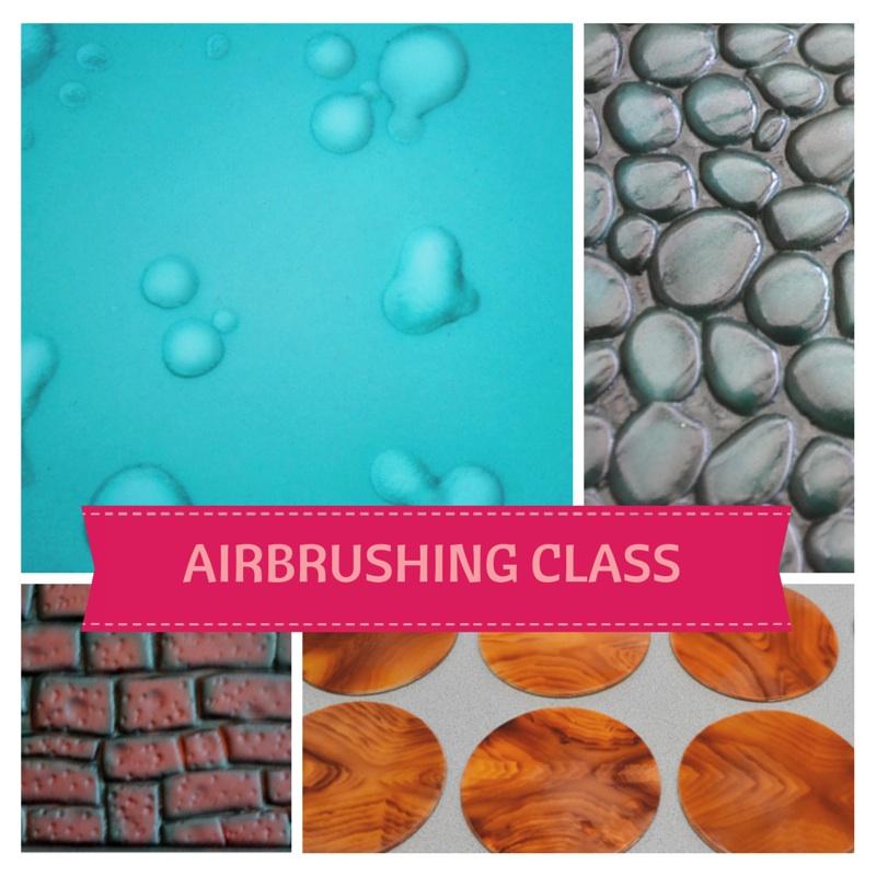 Airbrushing Class