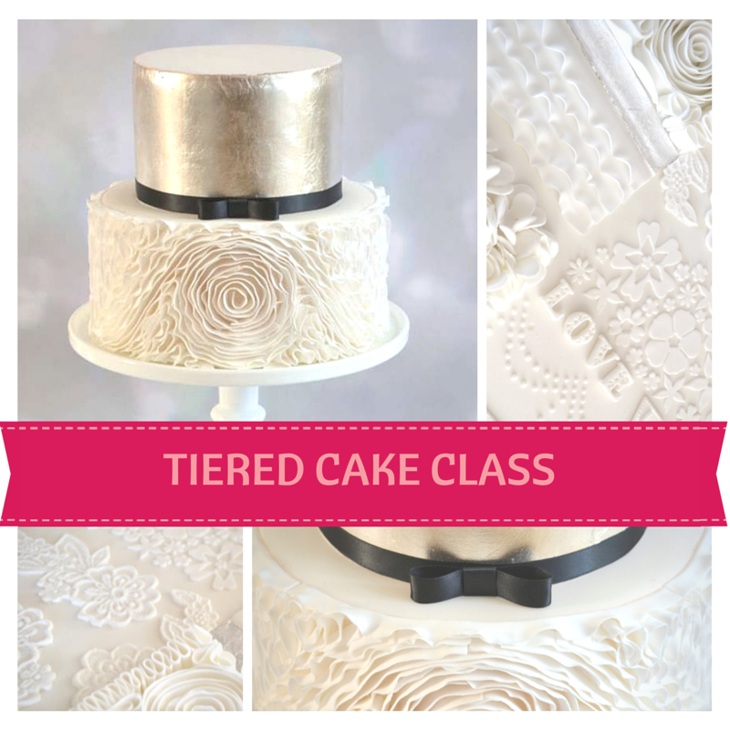 Tiered Cake Class