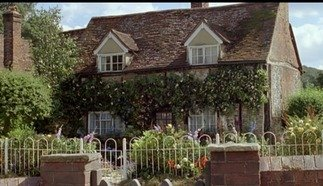 Miss Marple's Cottage