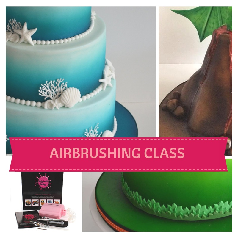 Introduction to Airbrushing Class