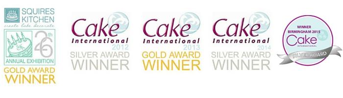 awards banner