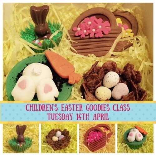 Childrens Easter Class 2015