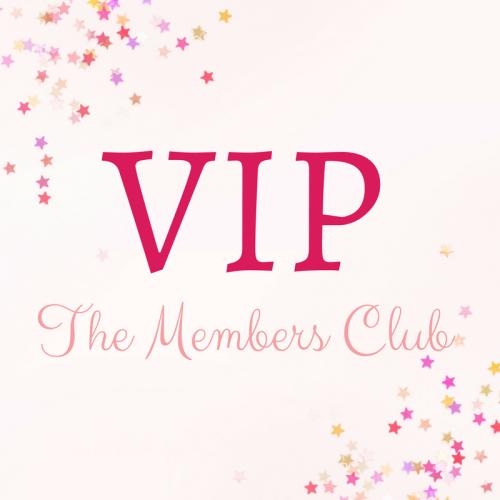 CakeyBake VIP Club Membership