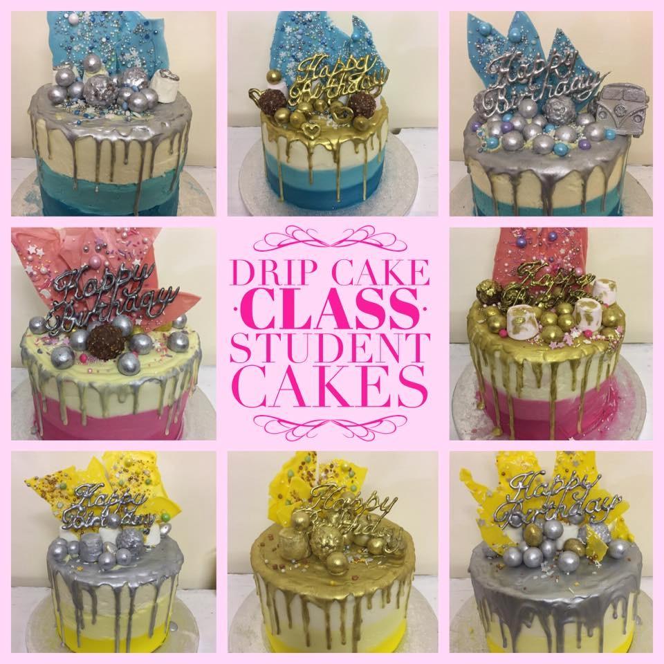 Drip Cake Class