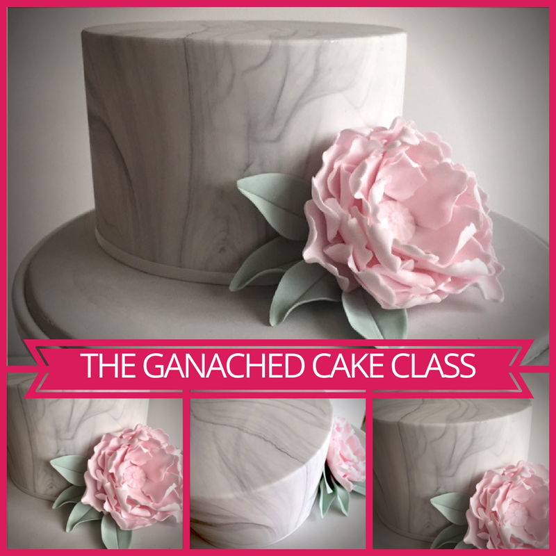 Ganached Cake Class