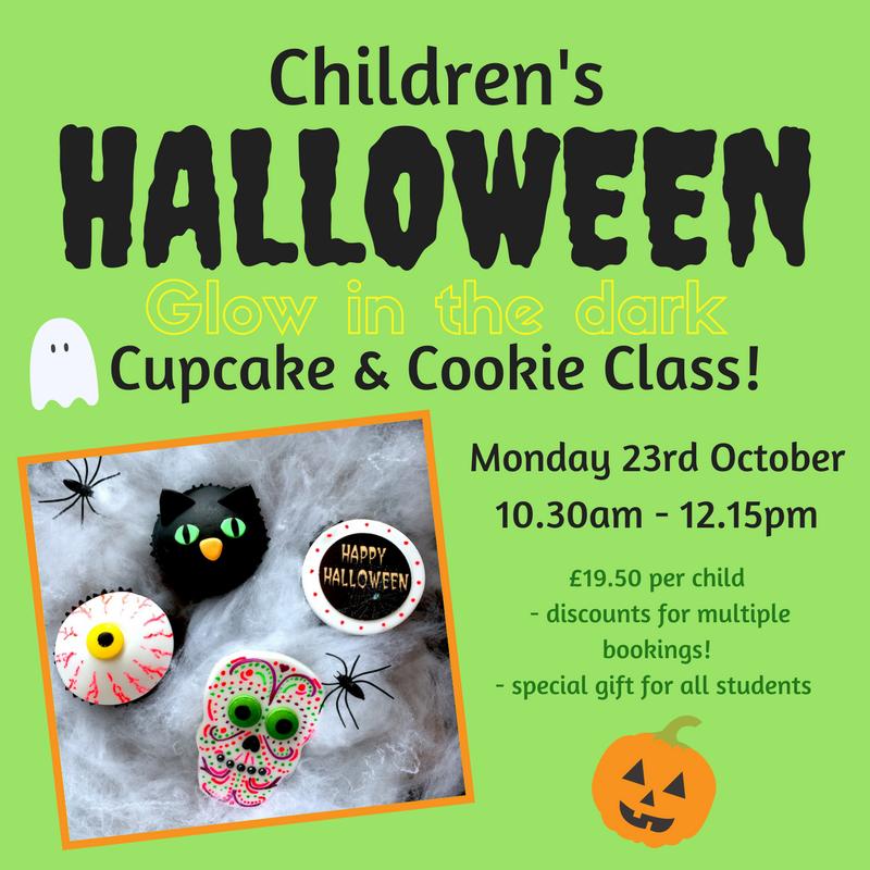 Children's Halloween Class