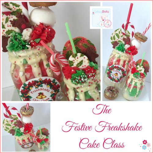 Christmas Freakshake Class - Evening Class