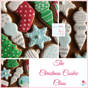 Christmas Cookies - Evening Class