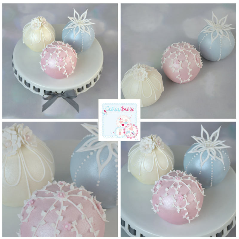 The Sphere Cake Class, 21st April 2018