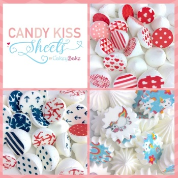 candy kiss meringue kiss examples 1