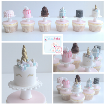 Incredible Miniatures Cupcake Class