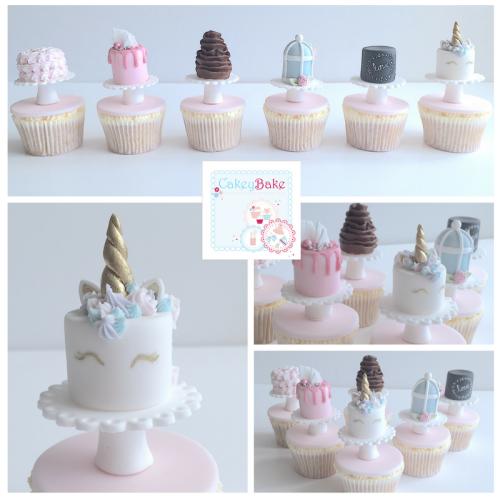 Elegant Miniatures Cupcake Class