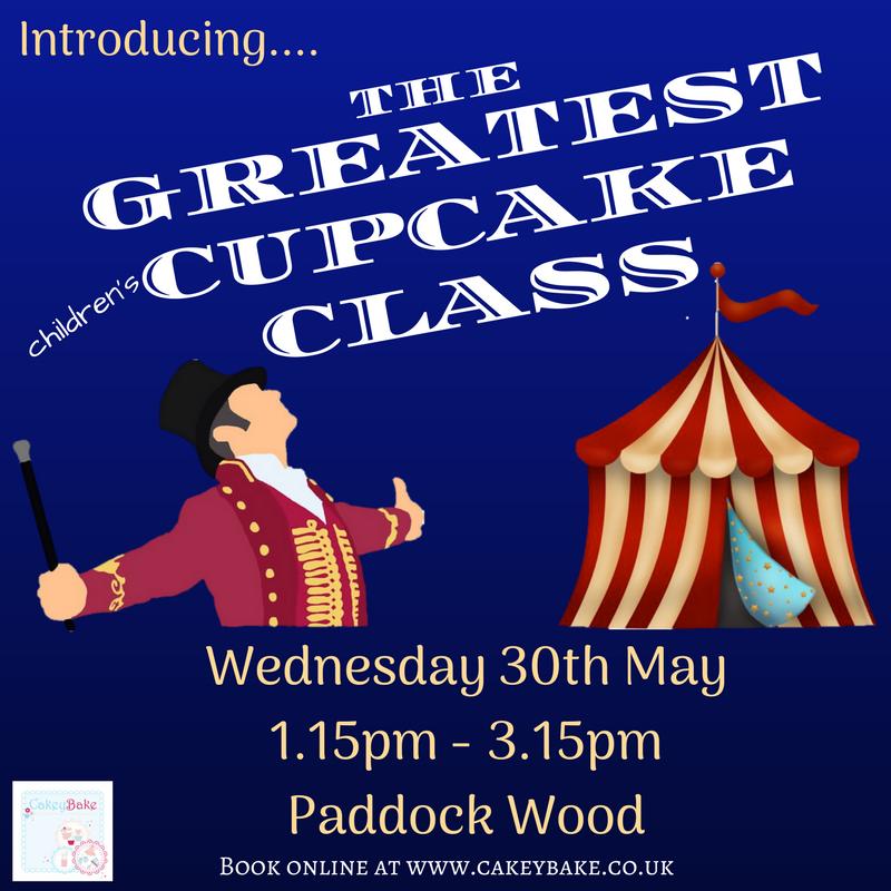 Children's Cupcake Class
