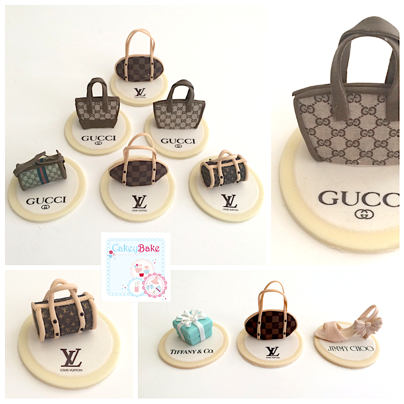 Designer Cupcake Class