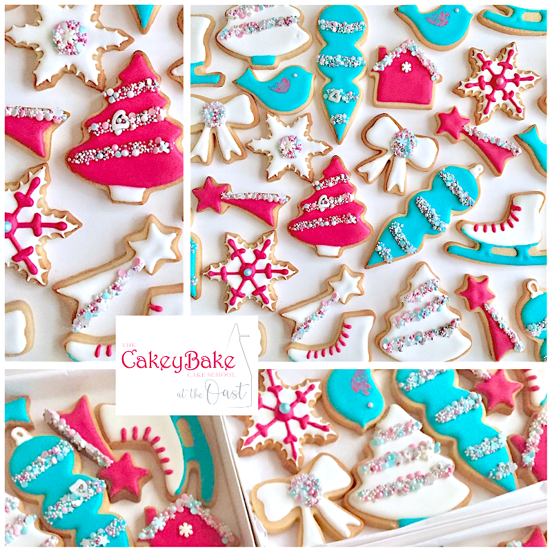 Christmas Cookie Class - Saturday 16th November 2019