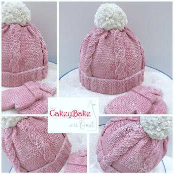 Bobble Hat Cake Class - Sunday 15th December 2019