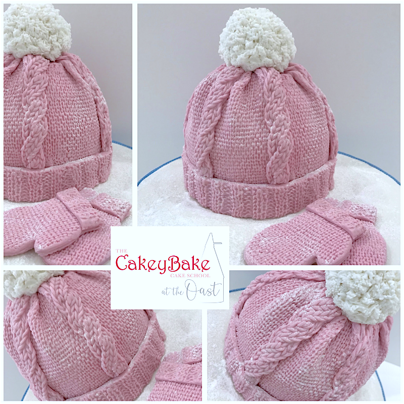 Bobble Hat Cake Class - Friday 6th December 2019