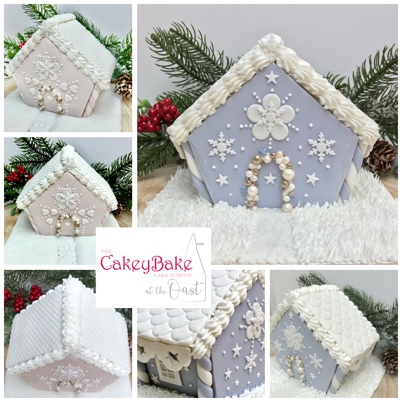 Christmas Gingerbread House Class - Saturday 7th December 2019