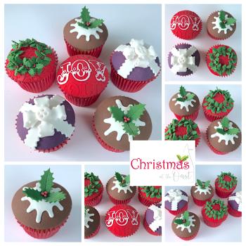 Christmas Cupcakes Evening Class
