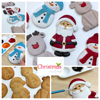 Christmas Cookie Painting Class, 14th December