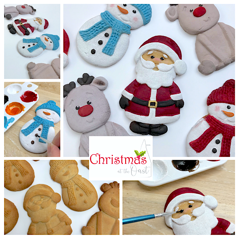 Christmas Cookie Painting Class